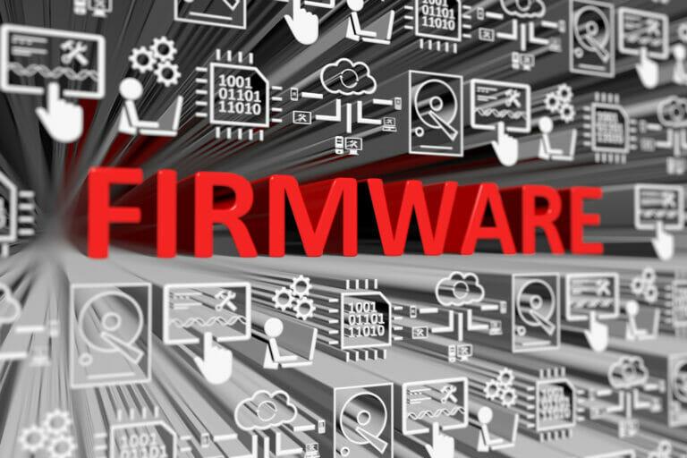Firmware,Concept,Blurred,Background,3d,Render,Illustration